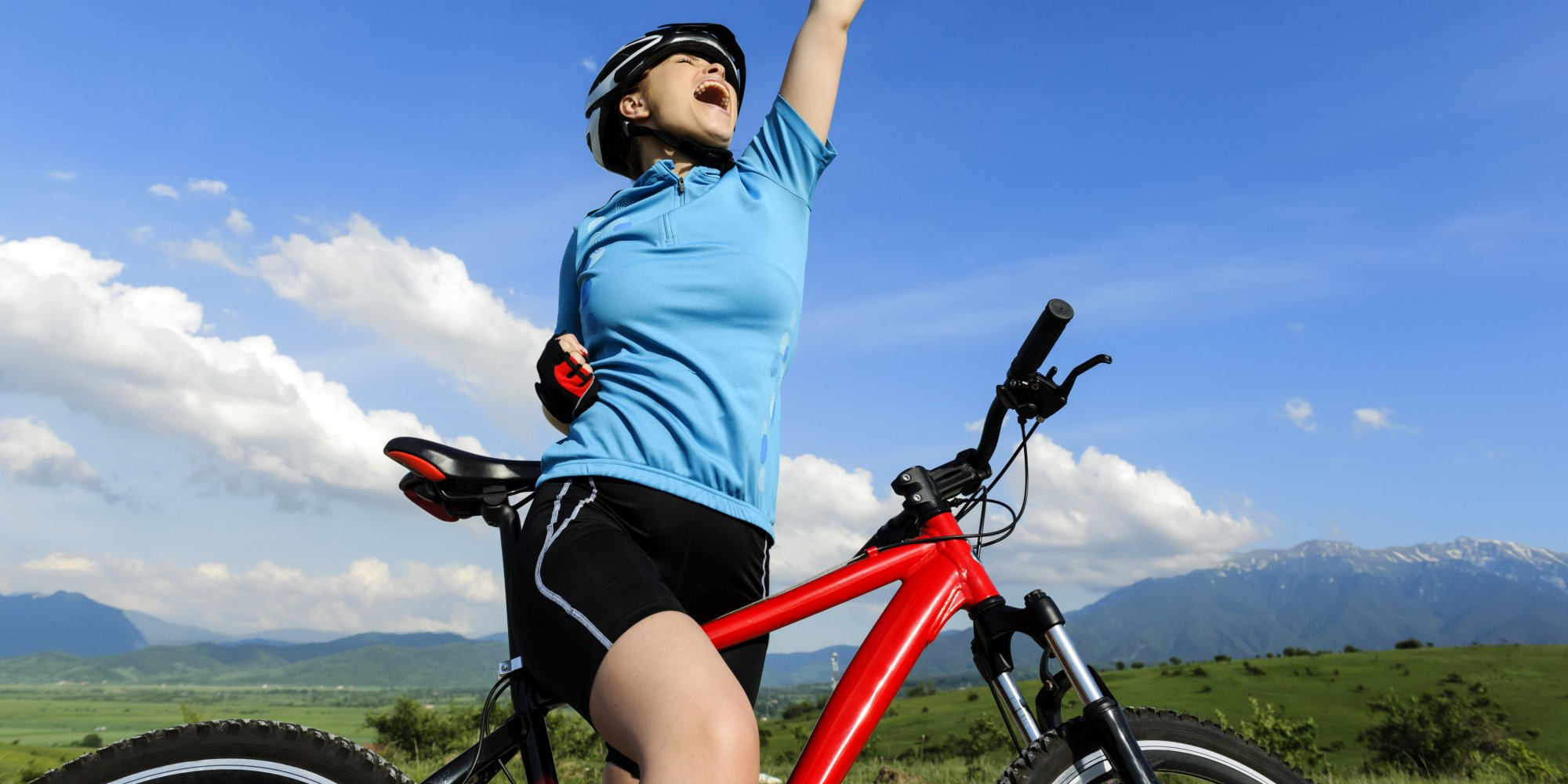 Image result for cycling makes you happy